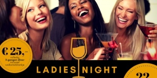 Ladies Night | 22 februari 2018